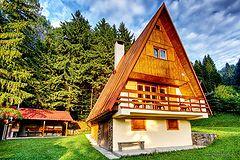 Chata Krpáčovo - ubytování