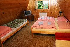 Chata Krpáčovo - ubytovanie