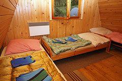 Die Hütte Krpacovo - die Unterkunft